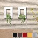 額縁プランター フレーム 壁掛けプランター ウォールプランンター 寄せ植え ハンギング 壁面をグリーンで彩るポット マド「mado スリム」縦長34×48cm★訳あり価格!旧バージョン★。スタイリッシュモダン ガーデニング プランター おしゃれ 植木鉢