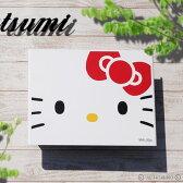ポスト ハローキティ サンリオ Hello Kittyとコラボ キティちゃんのおしゃれな郵便ポスト 郵便受け「ロンブル L'ombre ハローキティ:フェイス」【送料無料】