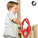 DIY 屋外 家庭用遊具 おもちゃ ハンドル「はらっぱギャング ステアリングホイール」【送料別】自作