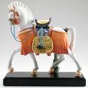 【ご購入特典:名入れ立札プレゼント】リヤドロ LLADRO 五月人形希望の白馬 THE WHITE HORSE OF HOPE