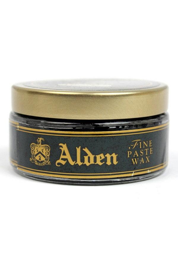 【新品】ALDEN PASTE WAX(オールデン 純正ペーストワックス タン)