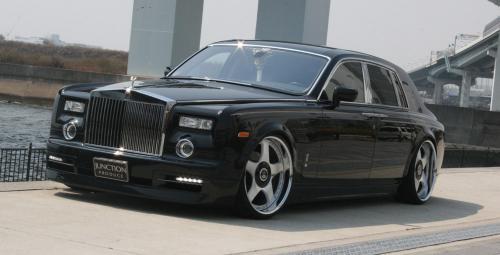 ジャンクションプロデュース JUNCTION PRODUCE ジャンクション Rolls-Royce Phantom エアロキット 【エアロ4点キット】 車 カーパーツ 楽天 通販 カー用品 カスタムパーツ エアロ junction produce 10P12Oct14