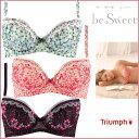 トリンプ【Triumph】セサ ビ・スイート be Sweet ブラショーツセット CC820WHU+ハイキニ(上下セット) Eカップ