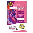 KMT猫用【ソリッドゴールド】カッツフラッケン2kg 全年齢対応 Solid Gold