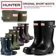 レインブーツHUNTER ハンター hunter ハンター オリジナル ショート レイン ブーツ ORIGINAL SHORT BOOTS 23615 待望の ラバーブーツ 入荷 レインシューズ 2016