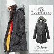 【jg】LAVENHAM ラベンハム キルティングジャケット コート ファー フード 《 Rushmere 》人気モデル クレイドン にひと癖加えた ロング丈 キルティングコート ♪ボリューミーなファーやきゅっと締まったウエストが大人カジュアルに着れる♪