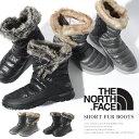 ノースフェイス ブーツ レディース THE NORTH FACE ショート ブーツ ウィンターブーツ レディースWomen's ThermoBall Microbaffle bootie 2スノー レインファー 軽量 防寒 防水 保温