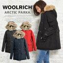 ウールリッチ ダウンジャケット レディース アークティック パーカ WOOLRICH Arctic Parka 一番人気モデル アウター ダウンコートブラック レッド ネイビー即日発送 【送料無料】