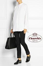 ���㡼��Church's��ǥ��������å����ե����ɥ��ʥ�뤪�����졼�����åס�BurwoodWBlackPolishedBinder��