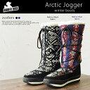 【sk】【 RUBBER DUCK 】 ラバーダック 2013 新作 スノーブーツ Arctic Jogger ネイティブ ウィンターブーツ♪ ロング丈 レースアップ ブーツ 雑誌掲載