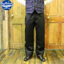 No.BR41860 BUZZ RICKSON'S バズリクソンズWILLIAM GIBSON COLLECTIONBLACK CHINO 1942 MODEL