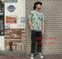 "No.SH36948 STAR OF HOLLYWOOD × VINCE RAYSLUB COTTON SHIRT""LAS VEGAS"""