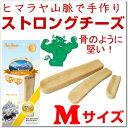 ストロングチーズ Mサイズ1本 長く楽しめる犬用おやつ【納期:取寄1週間以内】【RCP】【532P16Jul16】