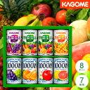 【香典返し 送料無料】カゴメ フルーツ+野菜飲料ギフ