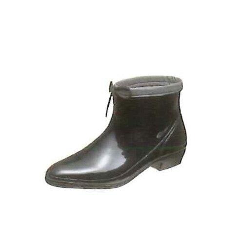 【福袋対象商品】アサヒ リペ 12 ブラック レディース 長靴 レインシューズ ショート