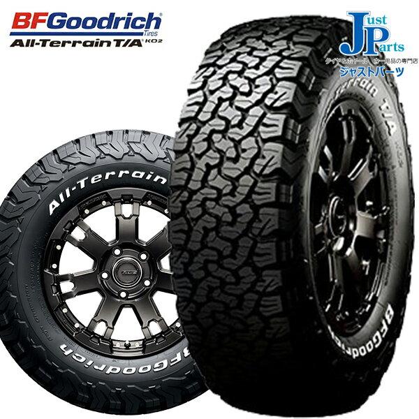 LTR215/75R15 100/97S LRC RBL BF Goodrich All-Terrain T/A KO2 ブラックレター 新品サマータイヤ