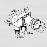オンラインノーリツ TFW-100A1-C(K)L 300C(K)L:住設エース