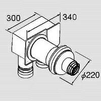 オンラインノーリツ WTG-100BL2 200W:住設エース
