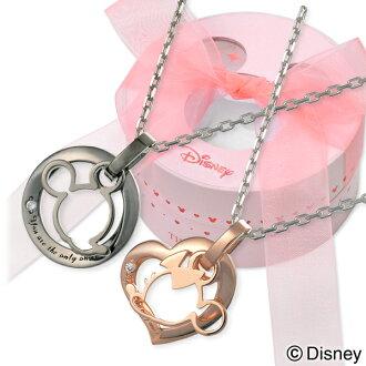 迪士尼 Disney/THE 吻和立即協調 / peanecklas / 銀 / 流行 / 品牌 / 有趣的禮物 _ 包裝 /smtb-m/disney 區的吻