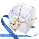 送料無料 LA PUREZZA ピンクゴールド ネックレス ダイヤモンド ギフト ラッピング 20代 30代 彼女 レディース 女性 誕生日 記念日 プレゼント あす楽 ラ・プレッツァ ラ・プレッツァ