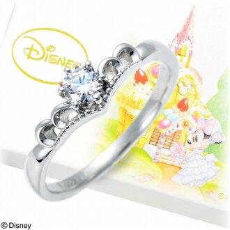迪士尼 /Disney,訂婚戒指 / 訂婚戒指/鑽石/白金 / 有趣的禮物 _ 包裝 /smtb-m/disney 區