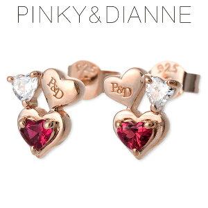 Pinky&Dianne ピンキーアンドダイアン シルバー ピア