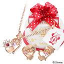 ショッピングミニー WISP【Disney】 Disney シルバー ネックレス 誕生石 選べる ハート 彼女 レディース 女性 誕生日プレゼント 記念日 ギフトラッピング ウィスプ【ディズニー】 ディズニー Disneyzone ミニーマウス 送料無料