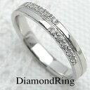 ショッピングピンキーリング ダイヤモンドリング プラチナ クロス レディースリング Pt900 十字架 指輪 ジュエリーアイ クリスマス プレゼント ギフト