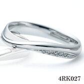【割引クーポンが使える】 結婚指輪 プラチナ900 サファイア ダイヤモンド マリッジリング 4RK027 ロマンティックブルー 【ポイント2倍 P01Jul16】 プラチナ結婚指輪 ペア結婚指輪 刻印無料結婚指輪 送料無料結婚指輪 シンプル結婚指輪 ブライダル結婚指輪