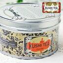 クスミティー チョコレート 125g缶 【正規輸入品】 KUSMI TEA CHOCOLATE フランス 紅茶 茶葉 ギフト お歳暮 お中元 【RCP】