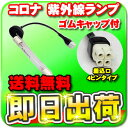 コロナ 工業 24時間風呂 紫外線ランプ 殺菌灯ランプ快湯一番 CKE-320LT用 【ゴムキャップあり】【差込口4ピン】