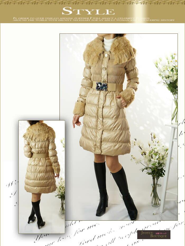 ダウンコート コート ジャケット ロングコート...の紹介画像2