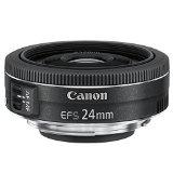 送料無料!Canon 単焦点広角レンズ EF-S24mm F2.8 STM APS-C対応 EF-S2428STM