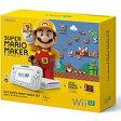 送料無料!Wii U スーパーマリオメーカー セット