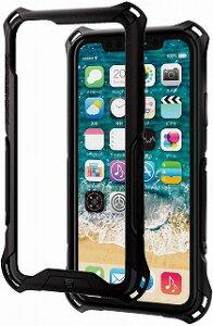 エレコム iPhone 11 ケース ZEROSHOCK 耐衝撃 [落下時