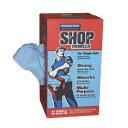 作業工具・油のウエス85カット65910。多量の拭き取りに最適な紙ウエスです。