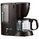 象印 コーヒーメーカー 6杯用 EC-AK60-TD(ECAK60TD)