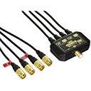 送料無料!サン電子 4K8K対応 ダブル分波器 2SPA-K77W-BP