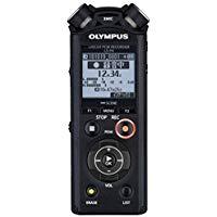 送料無料!OLYMPUS リニアPCMレコーダー LS-P4 ブラック