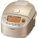 送料無料!象印 圧力IH炊飯器 3合 シャンパンゴールド NP-RK05-NZ(4974305211194)