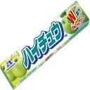 【森永製菓】ハイチュウ グリーンアップル 12粒【森永ハイチュウ】【青リンゴ】