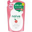 【クラシエ】【naive】ナイーブ ボディソープ桃の葉エキス配合 つめかえ用 380mL【ボディソープ】【ナイーブ】