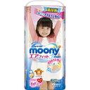 【ユニチャーム】ム-ニ-マンエアフィット 女の子 パンツタイプビッグサイズ 38枚入【ムーニーマン】【moony】【ムーニー】