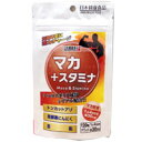 【新発売お試しセール】【日本健康食品】マカ+スタミナ 120...
