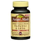 大塚製薬 ネイチャーメイドマルチビタミン&ミネラル200粒