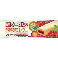 【ナリスアップ】ぐーぴたっ クッキーバークランベリーチーズ 1本入【食物繊維】【コンニャクマンナン】