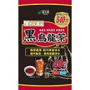 豊かな濃く 黒烏龍茶 ティーバッグ 40袋入【黒烏龍茶】