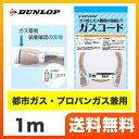 [3561-10M]1m 【ガスファンヒーター同梱品】 ガス...