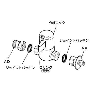 ナニワ製作所 食器洗い乾燥機専用部材 【品番:Au・ADセット】