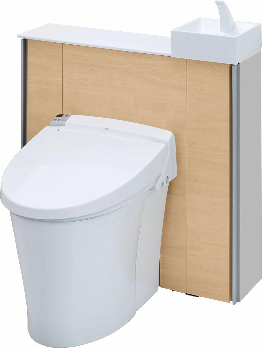 【GDS-H1SX81X1】LIXIL INAX リフォレ I型 標準間口 タイプ(750~800mm) 床排水 200mm 手洗い有 H1グレード 【リクシル/LIXIL】【GDSH1SX81X1】 フルオート便器洗浄 温風乾燥なし ※画像は扉色がクリエペール リモコンの画像はH2グレードです。